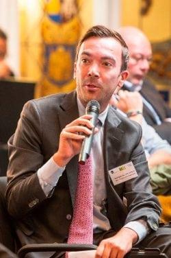 Rodolphe Van Weyenbergh (Brussels Hotel Association)