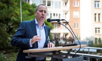 bMediation viert haar leden en de komst van een nieuwe voorzitter