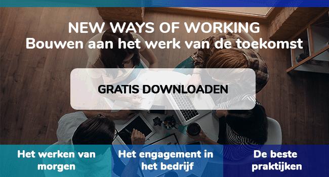 New ways of working NWOW NL
